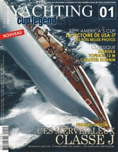 Article paru dans le n°1 de Yachting Cuplegend